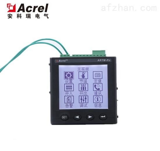安科瑞开关柜在线测温监控系统用于变电所运维