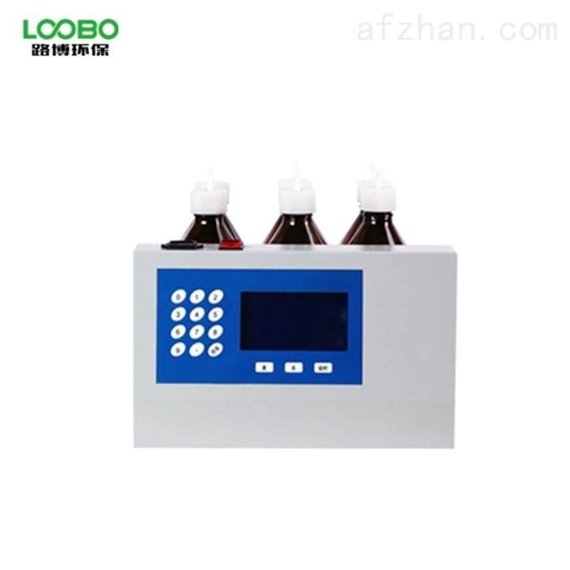 青島路博生產生化需氧量BOD測定儀