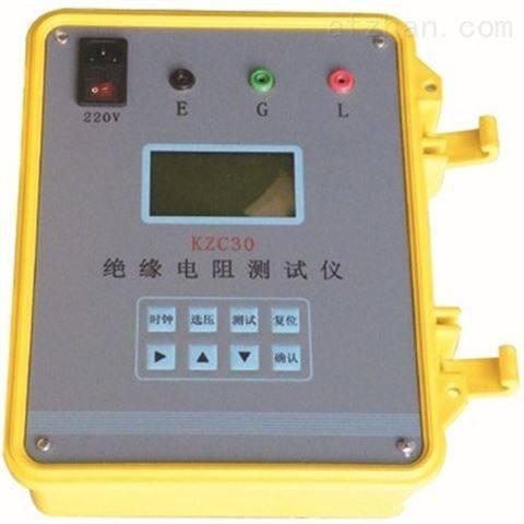 SX25系列 绝缘电阻测试仪