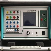 高品质三相继电保护检测仪