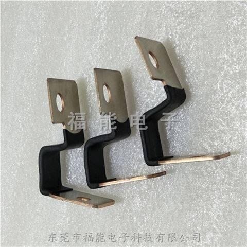 新能源领域铜排软连接来图定制