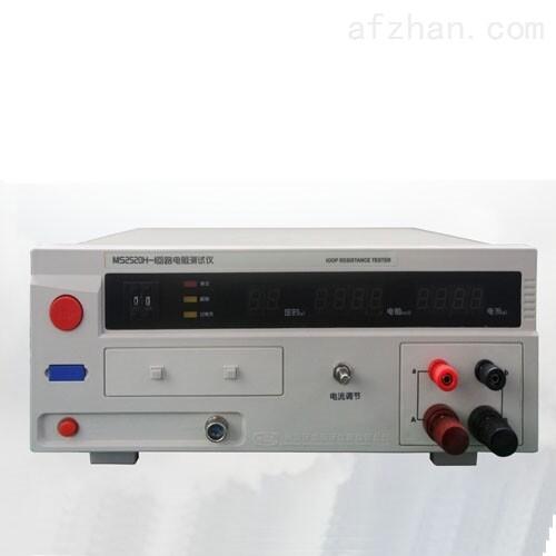 智能回路电阻测试仪方便高效