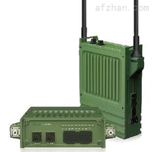 北峰通信 无线自组网组网方案