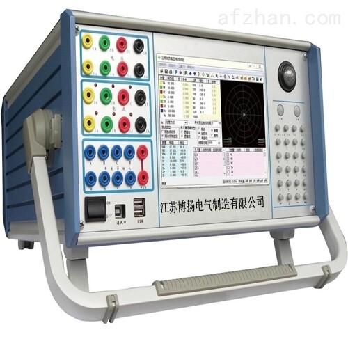 三相继电保护检测仪原厂制造
