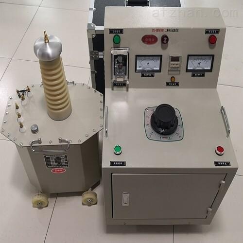 工频耐压试验装置原厂制造