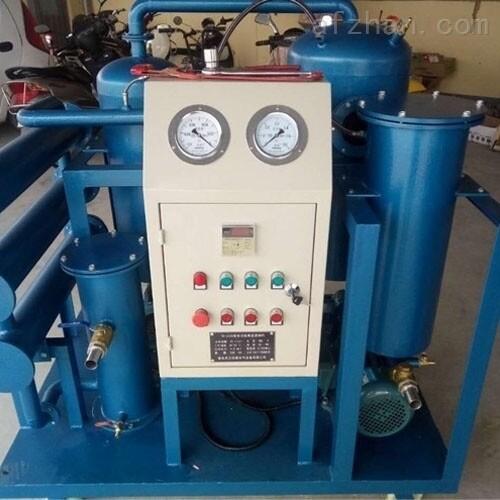 高效真空滤油机原厂制造
