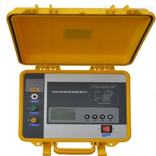 绝缘电阻测试仪(兆欧表) 承试修五级设备