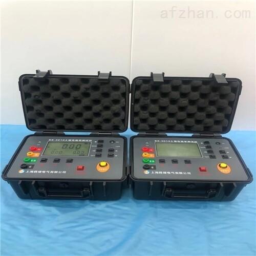防雷接地电阻/土壤电阻率测试仪
