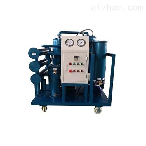 高效真空滤油机高效率设备