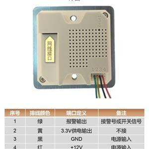 PTK-28E纯数字IP网络紧急报警按钮