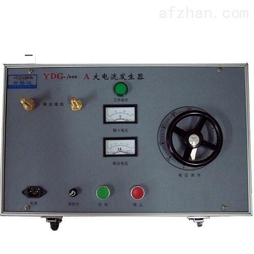 高稳定数显大电流发生器方便实用