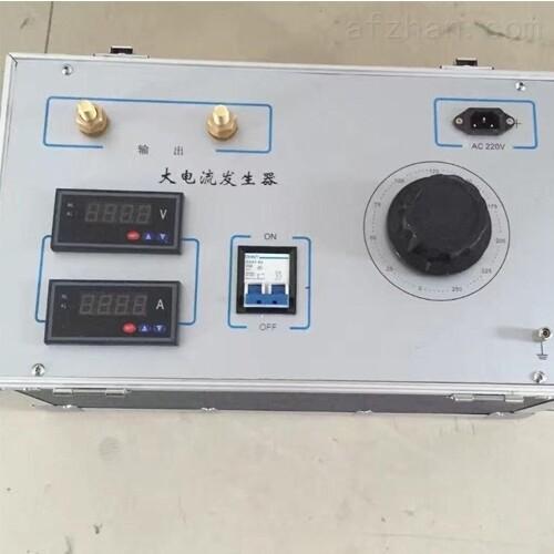 优质设备数显大电流发生器功率大