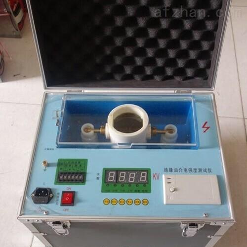 绝缘油介电强度测试仪安全可靠