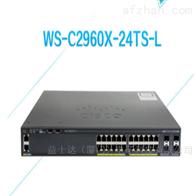 WS-C2960X-24TS-L思科CISCO交换机