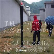 监所周界预警防范探测器红外幕墙