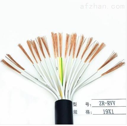 RVVZ4×35+1X16软芯电力电缆