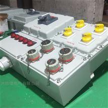 锅炉房防爆动力检修箱