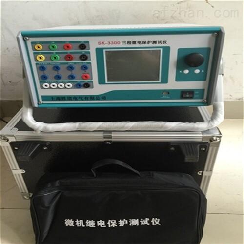 四川BY2000微机继电保护测试仪