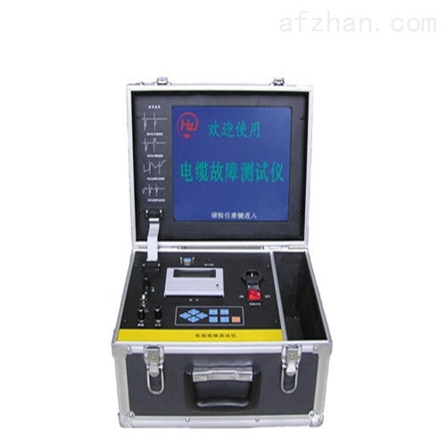 高精度电缆探伤测试仪