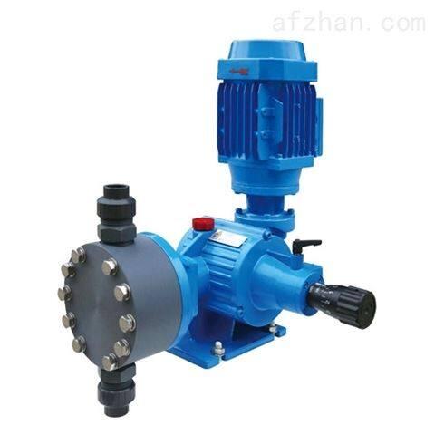 SERA高壓機械隔膜泵