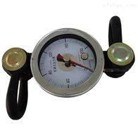 测力仪可峰值保持表盘测力计 200KN机械式拉力计