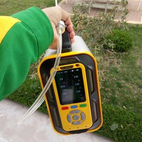 复合型有毒有害气体检测