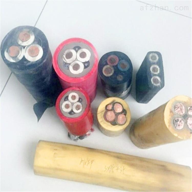 MYP橡套电缆黄色外皮电缆