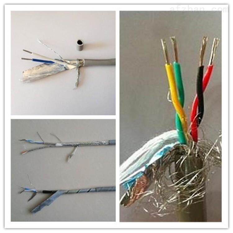 RS485通讯电缆 工业灰护套电缆