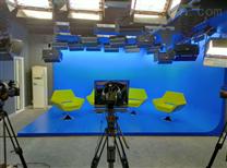 4K虚拟演播室 县级电视台设备装修搭建方案