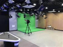 在线访谈直播间搭建 虚拟演播室微课程录制