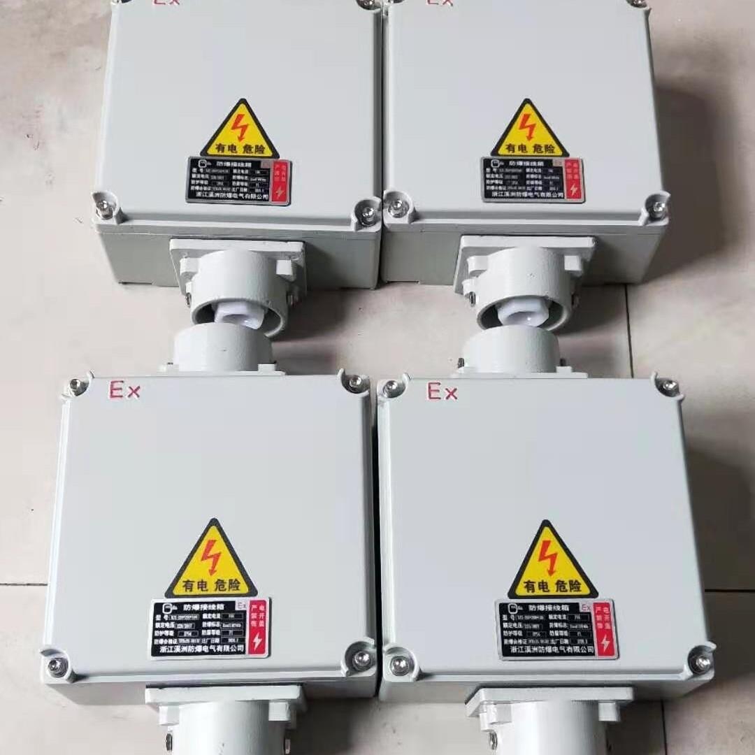 非标定制防爆接线箱