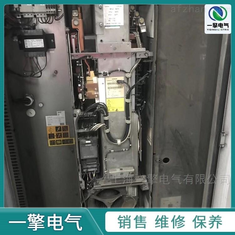 西门子变频器6SE7021无显示维修