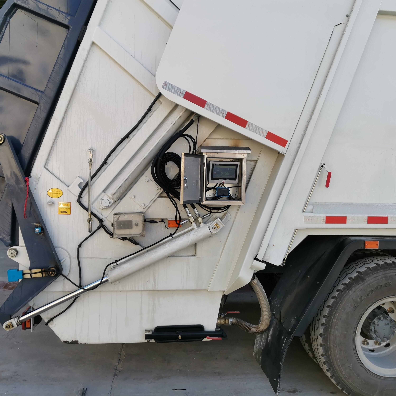 在腐蚀环境下可以使用垃圾称重电子地磅秤