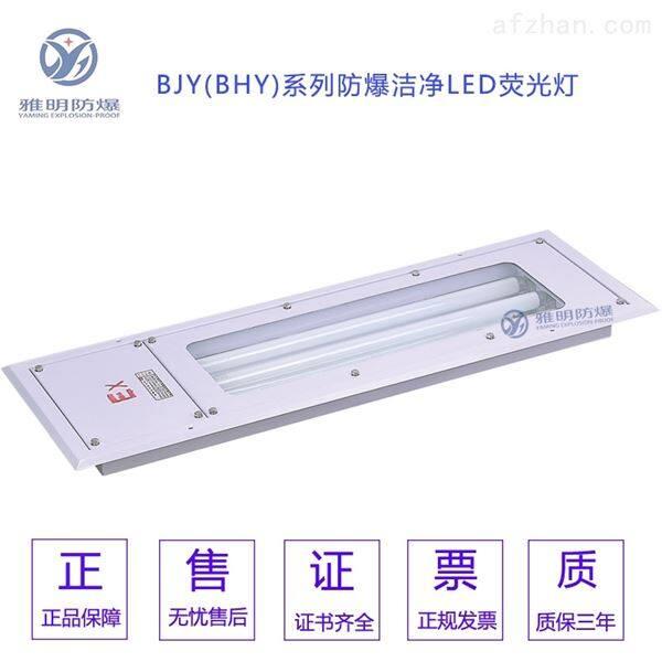 BHY-LED2×40W220VIP65涂装间防爆洁净荧光灯