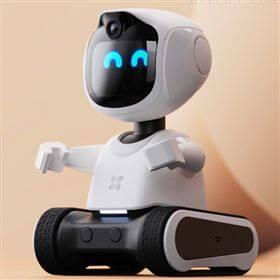 甘肃萤石智能儿童陪护机器人