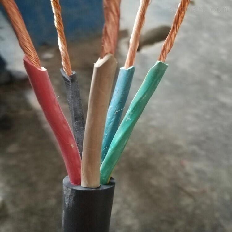 矿用轻型软电缆MYQ-0.3/0.5-3*2.5+1*2.5