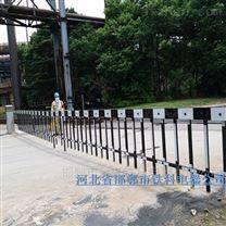 铁路道口栏杆