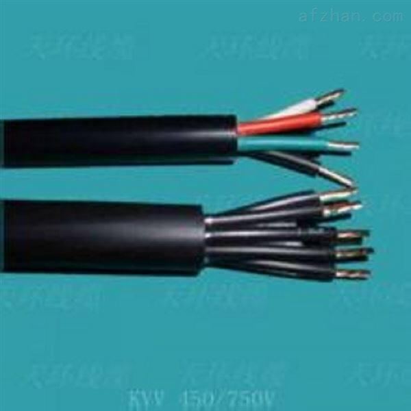 屏蔽控制软电缆ZR-KVVRP-4*1.5价格