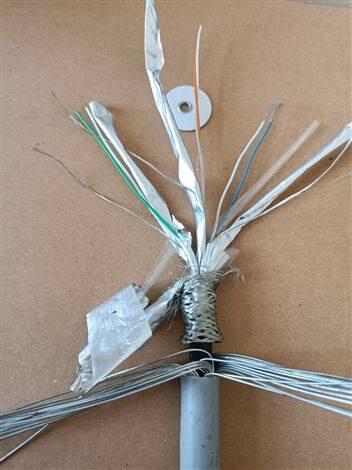 RS485 1*5*1信号电缆规格