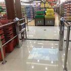 郑州超市自动摆闸 购物车入口闸机