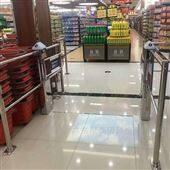 NGM郑州超市自动摆闸 购物车入口闸机