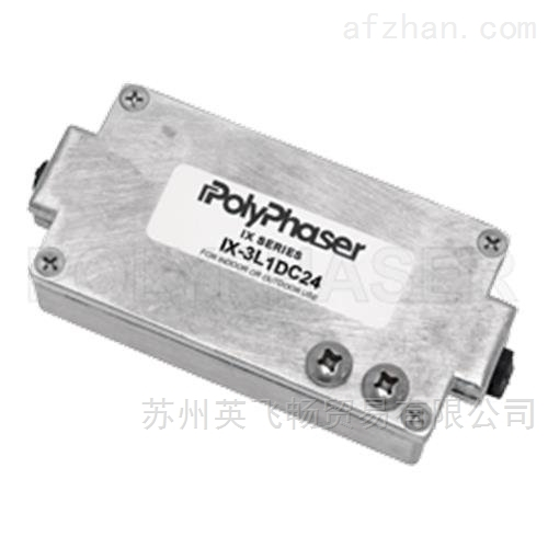 Polyphaser T1/E1 RS422/485+DC24V防雷器