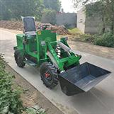 出售多功能小型电动铲车 轮胎式装载机