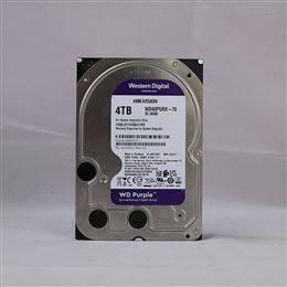西部数据监控存储WD40PURX,4T硬盘