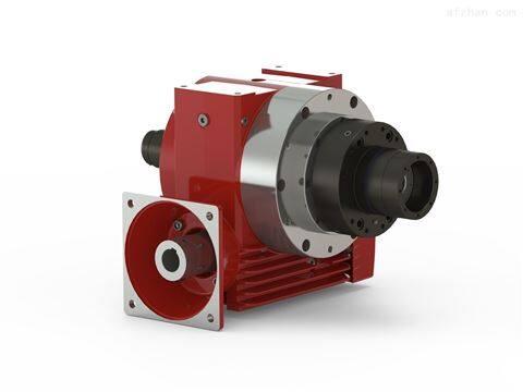 ZAE电机单个齿轮装置驱动器