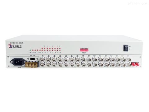 16E1光端机