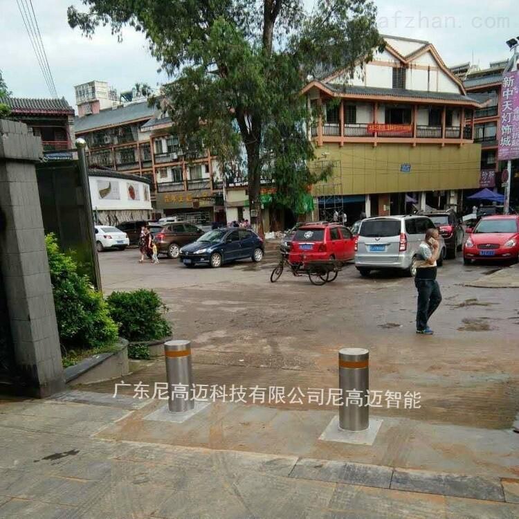 广西贺州博物馆电动液压一体升降柱路障厂家