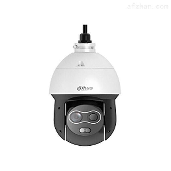 大华  红外热成像双光谱智能球型摄像机