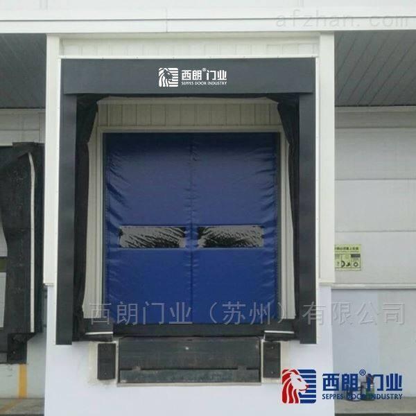 泰安电子零件工厂出货口充气式门封