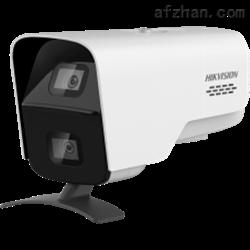 高空抛物双目筒型摄像机